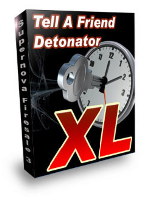 Product picture Tell A Friend Detonator XL