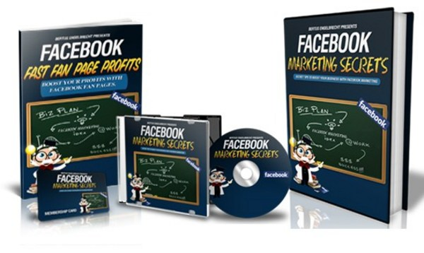 Product picture Facebook Marketing Secret