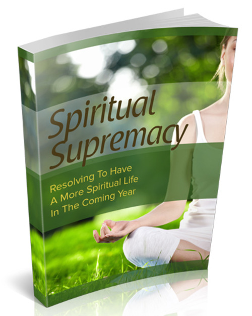 Product picture Spiritual Supremacy